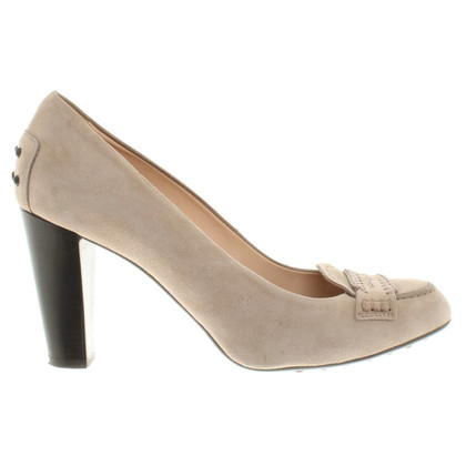 Tod's pumps in beige