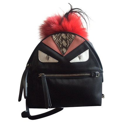 "Fendi ""Monster Backpack"""