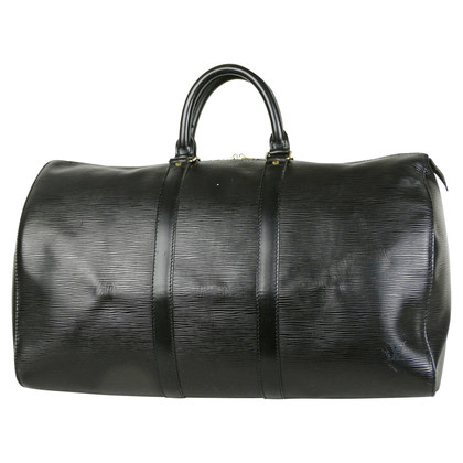"Louis Vuitton ""Keepall 45 EPI ' in black"