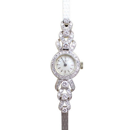 Chopard Weißgold Diamond Watch