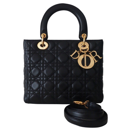 "Christian Dior ""Lady Dior Medium"""