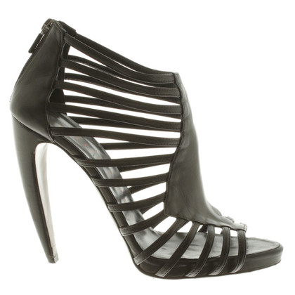 Walter Steiger Sandals in black