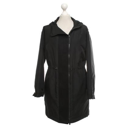 Longchamp Parka in nero