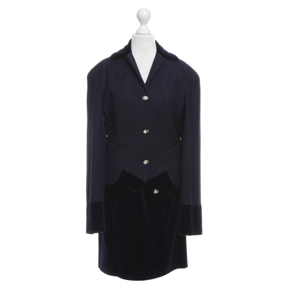 Vivienne Westwood Costume wool / velvet