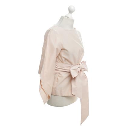 Cos Blusenshirt in Rosé