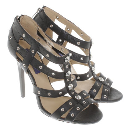 Jimmy Choo for H&M Sandals in black