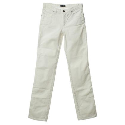 Armani Jeans Weiße Jeans
