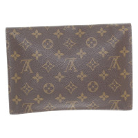 Louis Vuitton clutch from Monogram Canvas