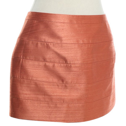 Balenciaga skirt in orange