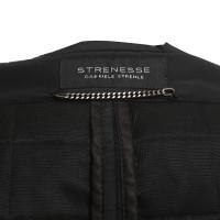 Strenesse Gewatteerde jas in zwart