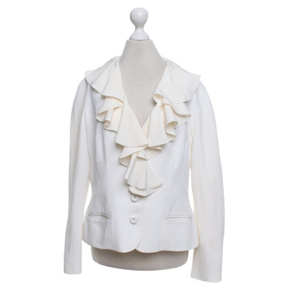 Christian Dior Cream colored blazer