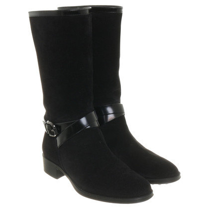 Tod's Boots suede