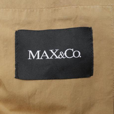 Caramel amp; Max in Max Co amp; Trenchcoat Ocker qOYERWa