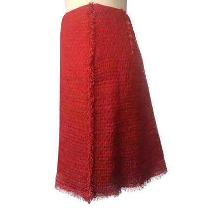 Lanvin Tweed rok