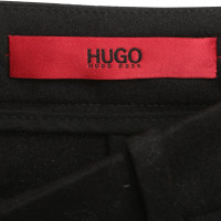 Hugo Boss Anzugose in black