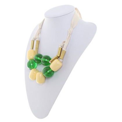 By Malene Birger Necklace with pearls