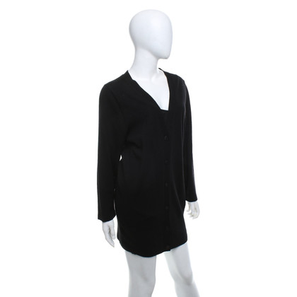 Strenesse Strickjacke in Schwarz