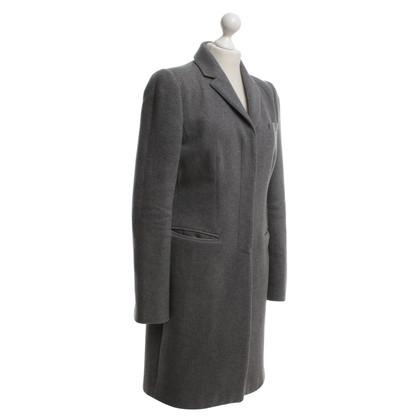 McQ Alexander McQueen Coat in grijs