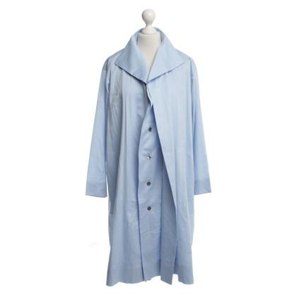 Issey Miyake Coat dress in blue