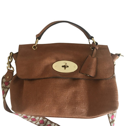 "Mulberry ""Blocco Satchel del postino"""
