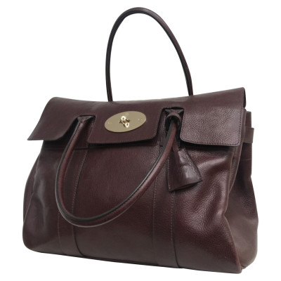 Mulberry Heritage Bayswater Oxblood