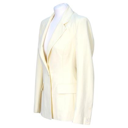 Karen Millen Elegante jas in beige