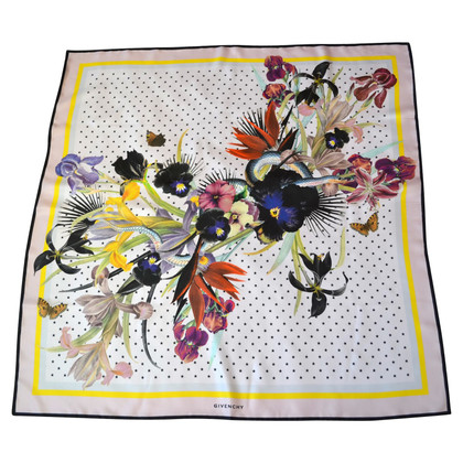 Givenchy Silk scarf with pattern