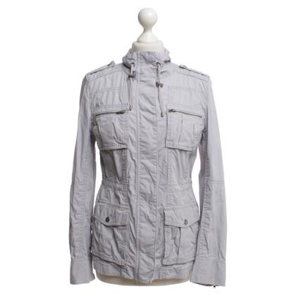 Calvin Klein Jacket in lichtgrijs