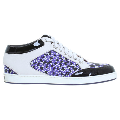 Jimmy Choo Sneakers in colorato