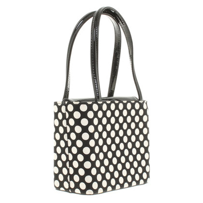 Walter Steiger Handbag with dot pattern