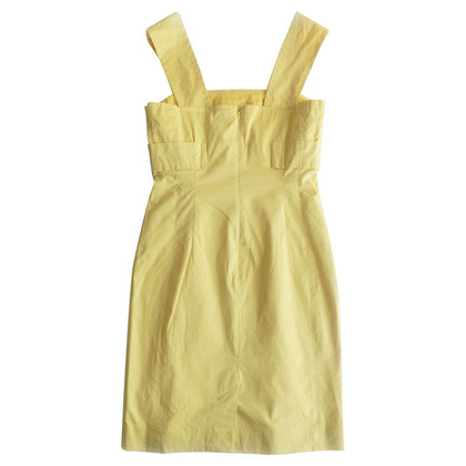 Max & Co Dress in soft yellow
