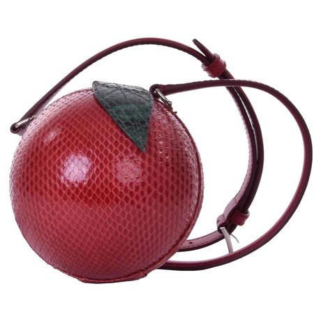 Schnelle Lieferung Zu Verkaufen Offizielle Seite Günstig Online Dolce & Gabbana Clutch aus Schlangenleder Rot Steckdose Suchen Outlet-Store Günstig Kaufen Am Besten 5Cs09Y