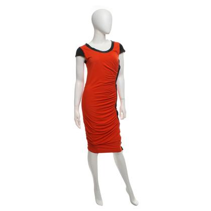 Sport Max Robe à Orange / Noir