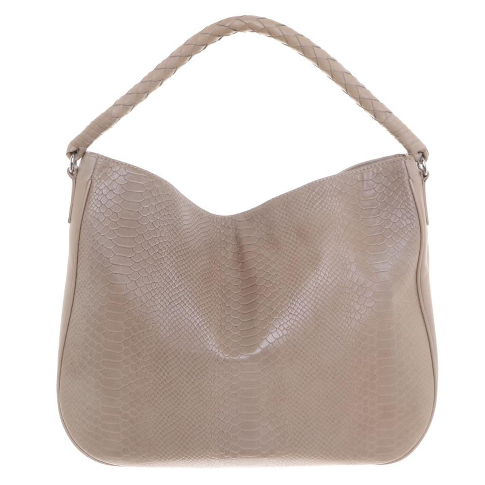 lili radu hobo bag in beige buy second hand lili radu hobo bag in beige for. Black Bedroom Furniture Sets. Home Design Ideas