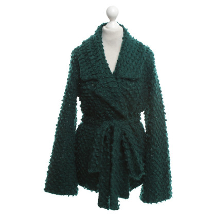 Odeeh Cardigan in verde