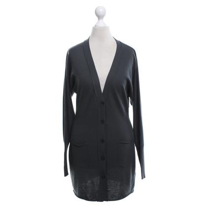 Marc Cain Vest in Dark Grey