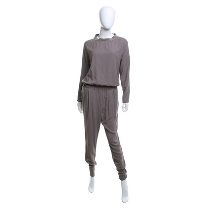 Fabiana Filippi Jumsuit in Taupe