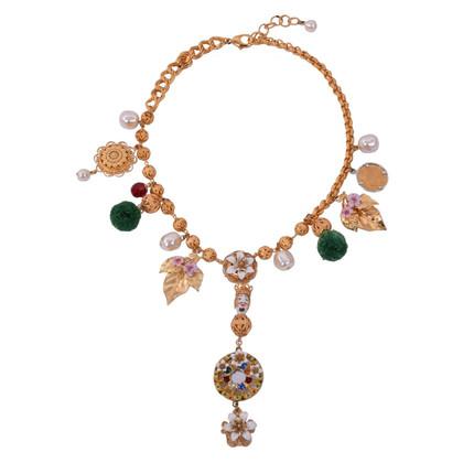 "Dolce & Gabbana Necklace ""Sicilia"""