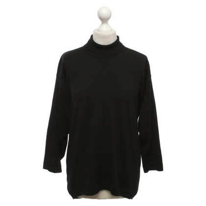 Balenciaga Turtleneck in black