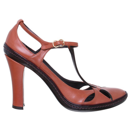 Céline Pumps with straps