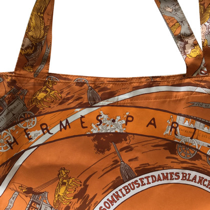 Hermès Nylon bag
