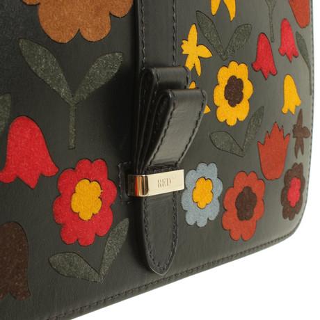 Red Valentino Umhängetasche aus Leder Bunt / Muster Aus Deutschland Zum Verkauf NRQpH
