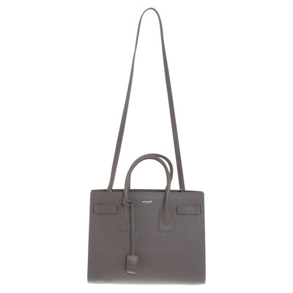 "Saint Laurent ""Ca1d09e3 de Jour"" in Taupe"
