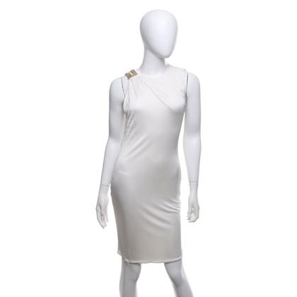 Versace Robe en blanc