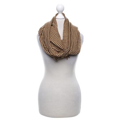 Isabel Marant Etoile Schal mit Strickmuster
