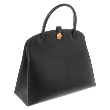 Hermès '' Dalvy Bag '' in nero