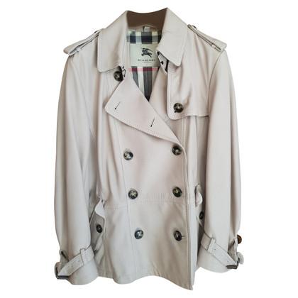 Burberry giacca di pelle