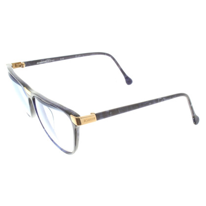 Jil Sander Glasses in blue