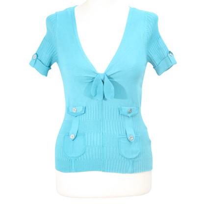 Karen Millen top in blue