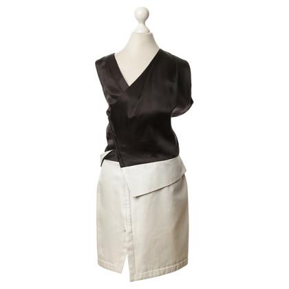 Balenciaga Zwart/wit jurk